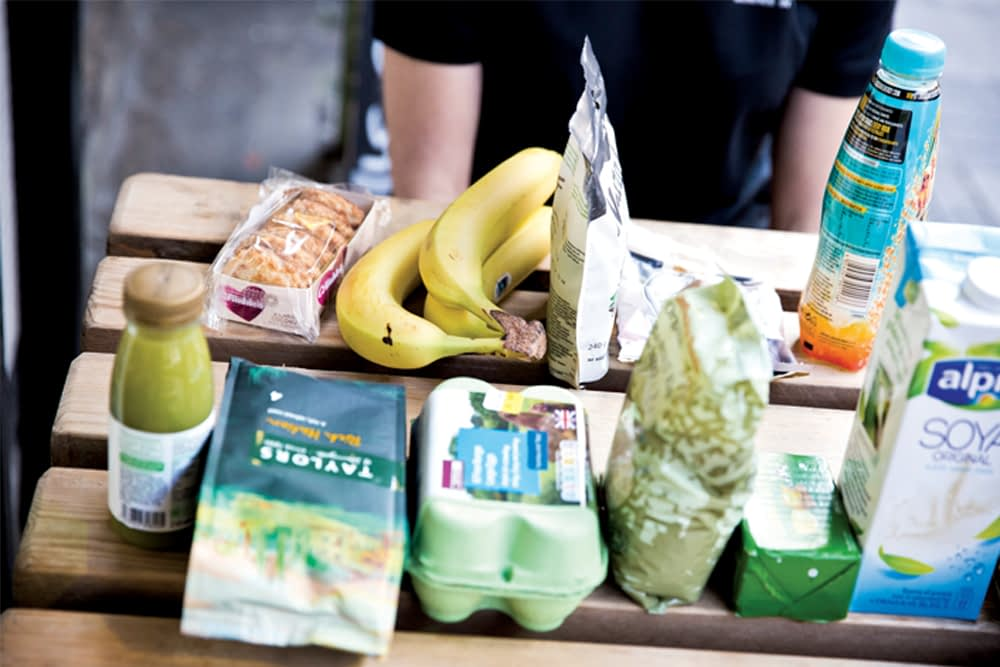 healthy nutrition for cyclists