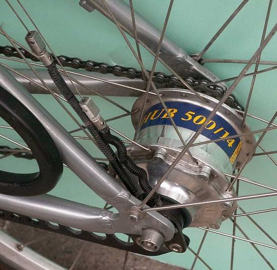 cycling gears